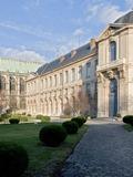Journées du patrimoine 2016 -De l'abbaye royale à la maison d'éducation de la Légion d'honneur