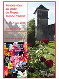 Rendez Vous aux Jardins 2018 -Déambulation dans le jardin de la Maison Jeanne d'Albret