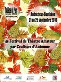 Journées du patrimoine 2016 -Déambulation en costume par le troupe de théâtre