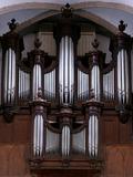 Journées du patrimoine 2016 -Découverte et montée à l'orgue de l'église Saint Martin à Baume-les-Dames