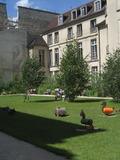 Journées du patrimoine 2016 -Exposition sur l'hôtel de Coulanges