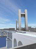 Journées du patrimoine 2016 -Découvrez le pont tournant en réalité virtuelle !
