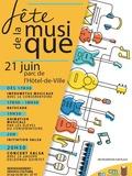 Fête de la musique 2018 - Deldongo Quintet / Les élèves du Conservatoire / La Batucada