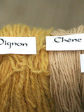 Rendez Vous aux Jardins 2018 -Démonstration de la teinture de la laine avec les plantes du jardin