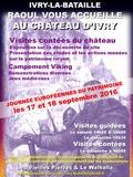 Journées du patrimoine 2016 -Démonstration