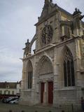 Journées du patrimoine 2016 -Démonstrations de calligraphie dans l'église Saint-Jacques-Saint-Christophe de Houdan