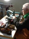 Nuit des musées 2018 -Démonstrations de fabrication de chaussures