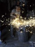 Journées du patrimoine 2016 -Fête de la forge à Etueffont