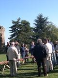 Journées du patrimoine 2016 -Démonstration de mesures romaines