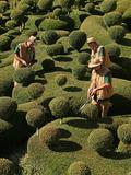 Rendez Vous aux Jardins 2018 -Démonstrations de taille