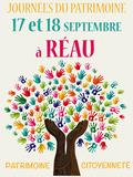 Journées du patrimoine 2016 -Destination Réau
