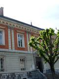 Journées du patrimoine 2016 -Deux lieux de pouvoir moûtiérains : la Maison de la Coopération Intercommunale et l'ancienne mairie