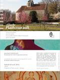 Journées du patrimoine 2016 -Deux oeuvres de  Michel LeBrun-Franzaroli exposées à Plaincourault : une Pietà et une Résurrection