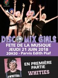 Fête de la musique 2018 - Disco Mix Girls / Whities