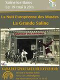 Nuit des musées 2018 -Du Boulot au Caboulot, ambiance d'un bistrot populaire