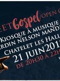 Fête de la musique 2018 - STREET GOSPEL OPEN CLASS