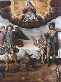 Journées du patrimoine 2016 -Eglise de Bressieux et ses deux tableaux
