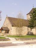Journées du patrimoine 2016 -Eglise de la Ste Trinité à Chevigny-Saint-Sauveur