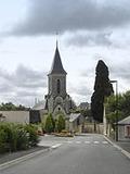 Journées du patrimoine 2016 -Eglise de Saint Martin d'Arcé