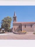 Journées du patrimoine 2016 - Église de Sainte-Martianne du Garric