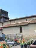 Journées du patrimoine 2016 -Visite guidée de l'église Notre-Dame-de-Vic d'Oust