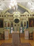 Journées du patrimoine 2016 -Église orthodoxe Saint-Nicolas / Saint-Alexis d'Ugine