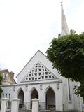 Journées du patrimoine 2016 -Eglise protestante unie de Courbevoie la Garenne-Colombes