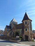 Journées du patrimoine 2016 -Eglise Saint Aubin de Bazouges sur le Loir (72200)