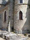 Journées du patrimoine 2016 -Eglise Saint-Georges à Quarré les Tombes