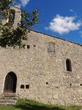Journées du patrimoine 2016 -Église Saint Mary à Châteauneuf-Miravail