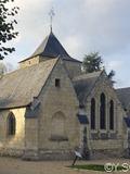 Journées du patrimoine 2016 -Eglise Saint Pierre de Charcé-Saint-Ellier-sur-Aubance