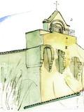 Journées du patrimoine 2016 -Eglise Sainte-Croix de Celleneuve