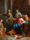 Journées du patrimoine 2016 -Eglise Sainte Marie-Madeleine et toiles de Sarrabat