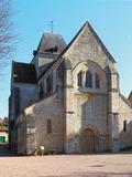 Journées du patrimoine 2016 -Eglise XIIeme-XIIIeme Cité féodale des seigneurs de SAINT-VERAIN