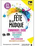 Fête de la musique 2018 - Emmanuel PI Djob