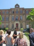 Journées du patrimoine 2016 -En route pour le collège Ingres
