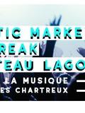 Fête de la musique 2018 - Erotic Market, Da Break, Château Lagourde