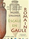 Journées du patrimoine 2016 -escale en gaule romaine
