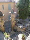 Journées du patrimoine 2016 -Escalier monumental des jardins du château