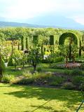 Rendez Vous aux Jardins 2018 -Visite commentée des jardins du château de Saint-Marcel