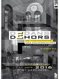 Journées du patrimoine 2016 -Expo photos « Dedans, dehors : un photographe, des architectures chalonnaises »