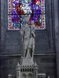 Journées du patrimoine 2016 -Exposition autour des vitraux de Calixte Poupart, peintre et maître-verrier