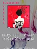 Journées du patrimoine 2016 -Exposition Barbara ZUCCARINO