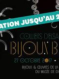 """Nuit des musées 2018 -Exposition """"Bijoux-Bijoux / Colliers d'Elsa Triolet"""" - Derniers Jours"""