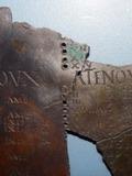 Journées du patrimoine 2016 -Exposition copie de la statue