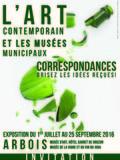 Journées du patrimoine 2016 -Exposition Correspondances