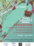Nuit des musées 2018 -Exposition Dare D'art de Thau