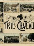 Journées du patrimoine 2016 -Exposition de cartes postales anciennes et de maquettes de Trie-Château et découverte de la poètesse trie-châtelaine Emilie Bernard