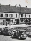Journées du patrimoine 2016 -Exposition de cartes postales anciennes à Saint-Germain-de-Modéon