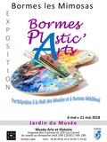 Nuit des musées 2018 -Exposition de peinture de Bormes Plastic'Arts